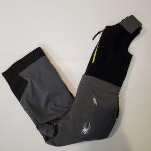 Spyder Boys Ski Pants Size 4 New Without Tags